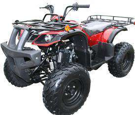 tank four stroke 150cc off road utility four wheeler atv