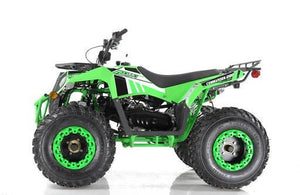 Green Apollo Commander 200 Utility Four Wheelers