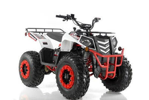 White Apollo Commander 200 Utility Four Wheelers