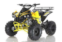 Yellow Apollo Sportrax ATVs for sale cheap