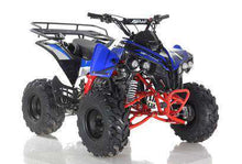 Blue Apollo Sportrax ATVs for kids