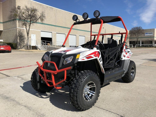Cazador 180cc Gas Powered Thunderbolt Youth UTV - Q9PowerSportsUSA.com