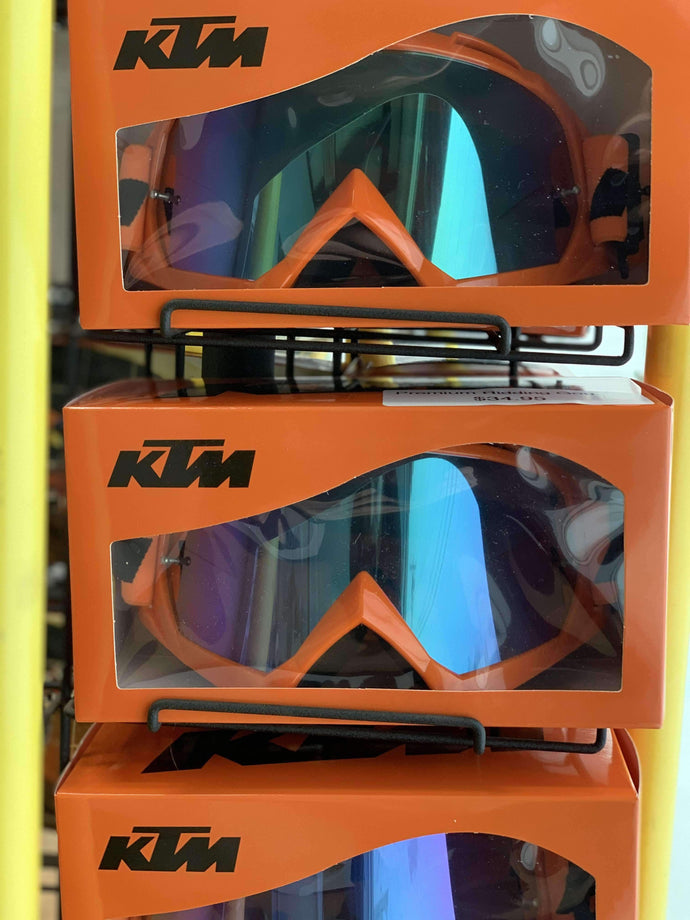 Premium KTM Motocross Goggles ($49.95) - ON SALE with Purchase - Q9PowerSportsUSA.com