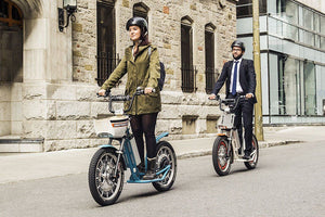 Commercial Quality Electric Scooters