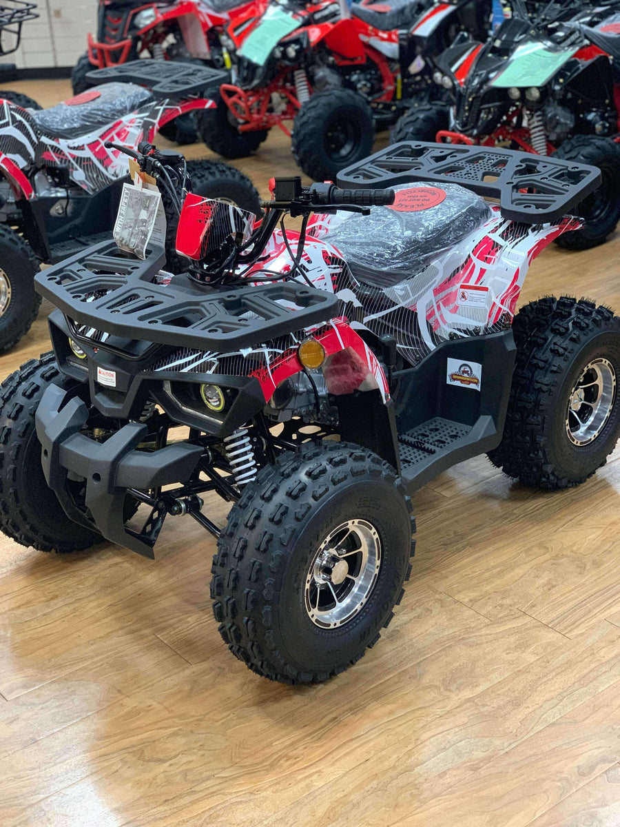 New 125cc Raptor Atv On Sale For Kids 2019 Youth Four