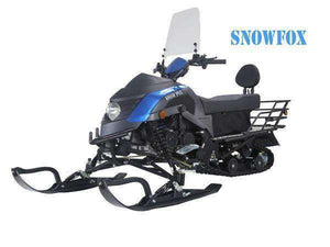 Gas Powered Youth Snowmobile