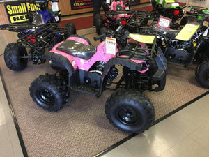 Off Road Husky Gas Powered 110cc kids Four Wheelers - Q9PowerSportsUSA