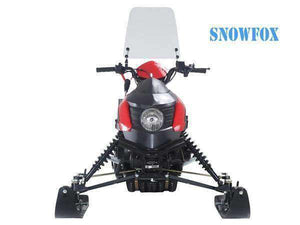 New SnowFox Gas Powered Youth Snowmobiles - Q9PowerSportsUSA.com