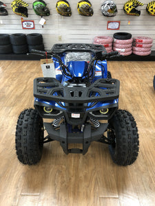 TaoTao Raptor 125cc Kids Utility ATV - Q9 PowerSports USA