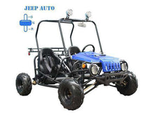 Off Road Youth Go Karts