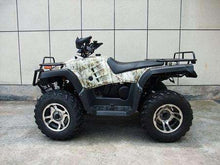 Monster 300cc 4x4 ATVs with free shipping