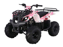 Pink Camo Youth Utility ATVs