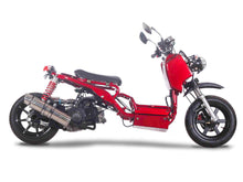 Red Icebear Maddog 150cc scooter gen 1