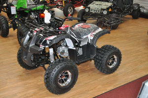 New 125cc Gas Powered Premium Husky Youth Four Wheelers - Q9PowerSportsUSA