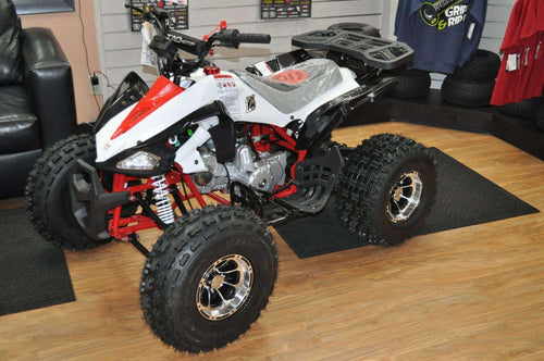 Premium Nitro 125cc Gas Powered 4 Wheeler - Q9 PowerSports USA