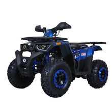 Blue Raptor 200 Utility ATV