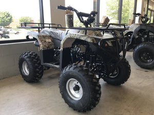 Spider 125cc Gas Powered Youth Utility 4 Wheeler - Q9PowerSportsUSA.com