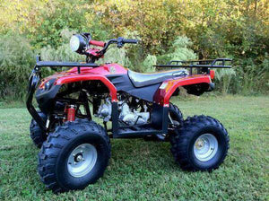 Youth 125cc Spider Youth Utility 4 Wheeler - Q9 PowerSports USA