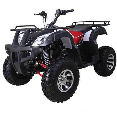 Gas Powered Fully Automatic BULL 200cc Utility ATV - Q9PowerSportsUSA.com