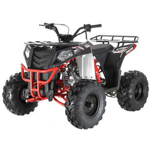 Black Apollo Commander ATV on sale