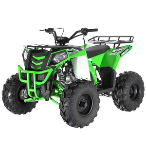 Green 125cc Apollo Commander ATV