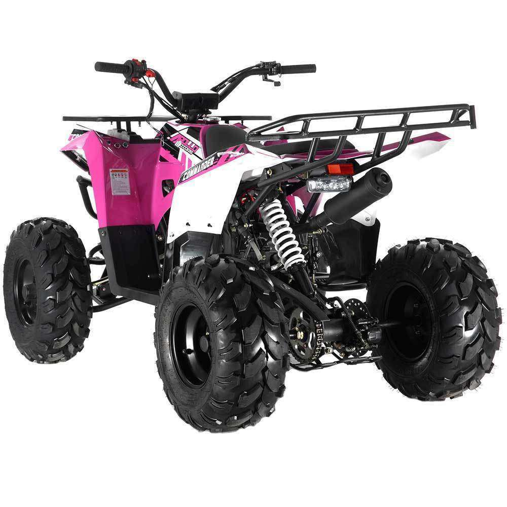 New Apollo Blazer 125cc ATV Youth 4 wheeler for kids