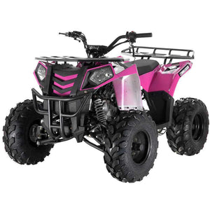 Pink Apollo Commander ATV