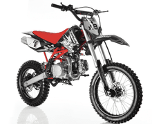 Gas Powered Youth Dirt Bikes for kids
