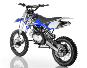 Apollo DBX18 Youth Dirt Bikes with free shipping