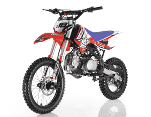 Red Apollo DBX18 Youth Dirt Bikes