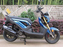 TaoTao Zummer 50cc Gas Powered Mopeds - Q9 PowerSports USA