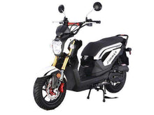TaoTao Zummer 50cc Gas Powered Mopeds - Q9PowerSportsUSA.com
