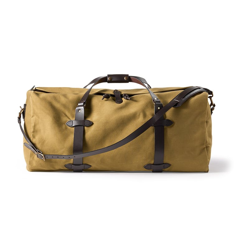 Official John Wayne FILSON Large Rugged Twill Duffle Bag