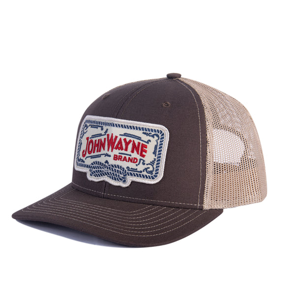 JW Roped Off Trucker Hat