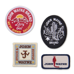 JW Patch Pack of 4