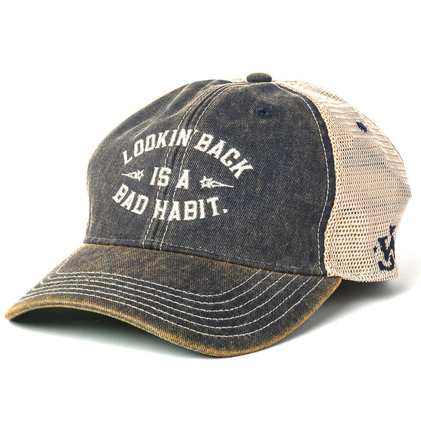 Looking Back Vintage Trucker Hat