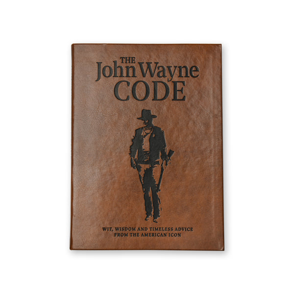 The John Wayne Code Book