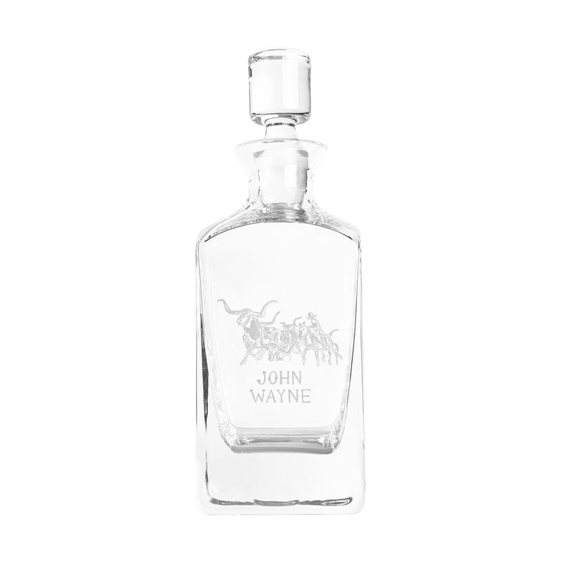 Stockyard Decanter Set