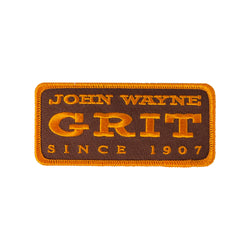 Grit Patch