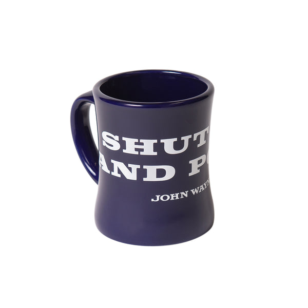 Shut Up And Pour Diner Mug