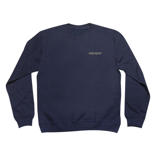 Cattle Co Crewneck Fleece
