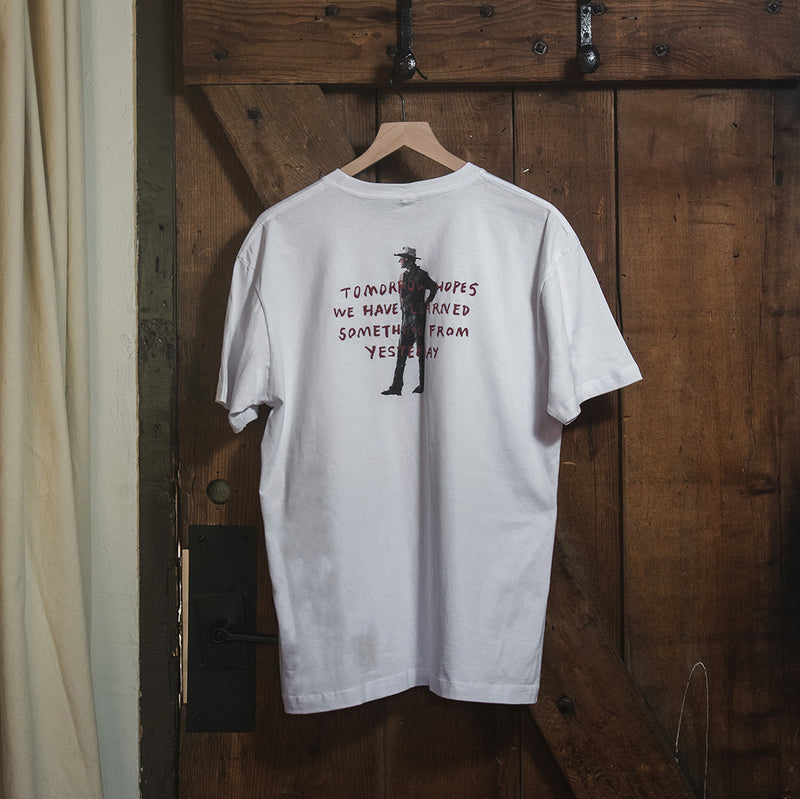 Tomorrow's Hopes Tee- White