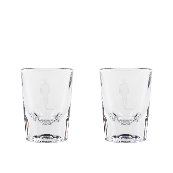 JW Silhouette Shot Glass Set