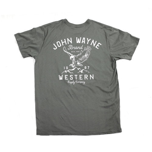 Official John Wayne Asphalt Eagle Tee