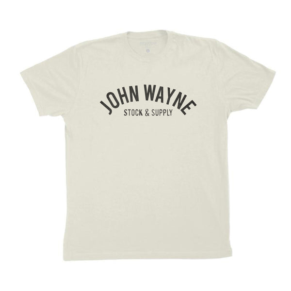 The John Wayne Stock & Supply Tee