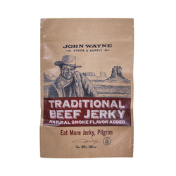 Traditional Beef Jerky- Natural Smoke Flavored