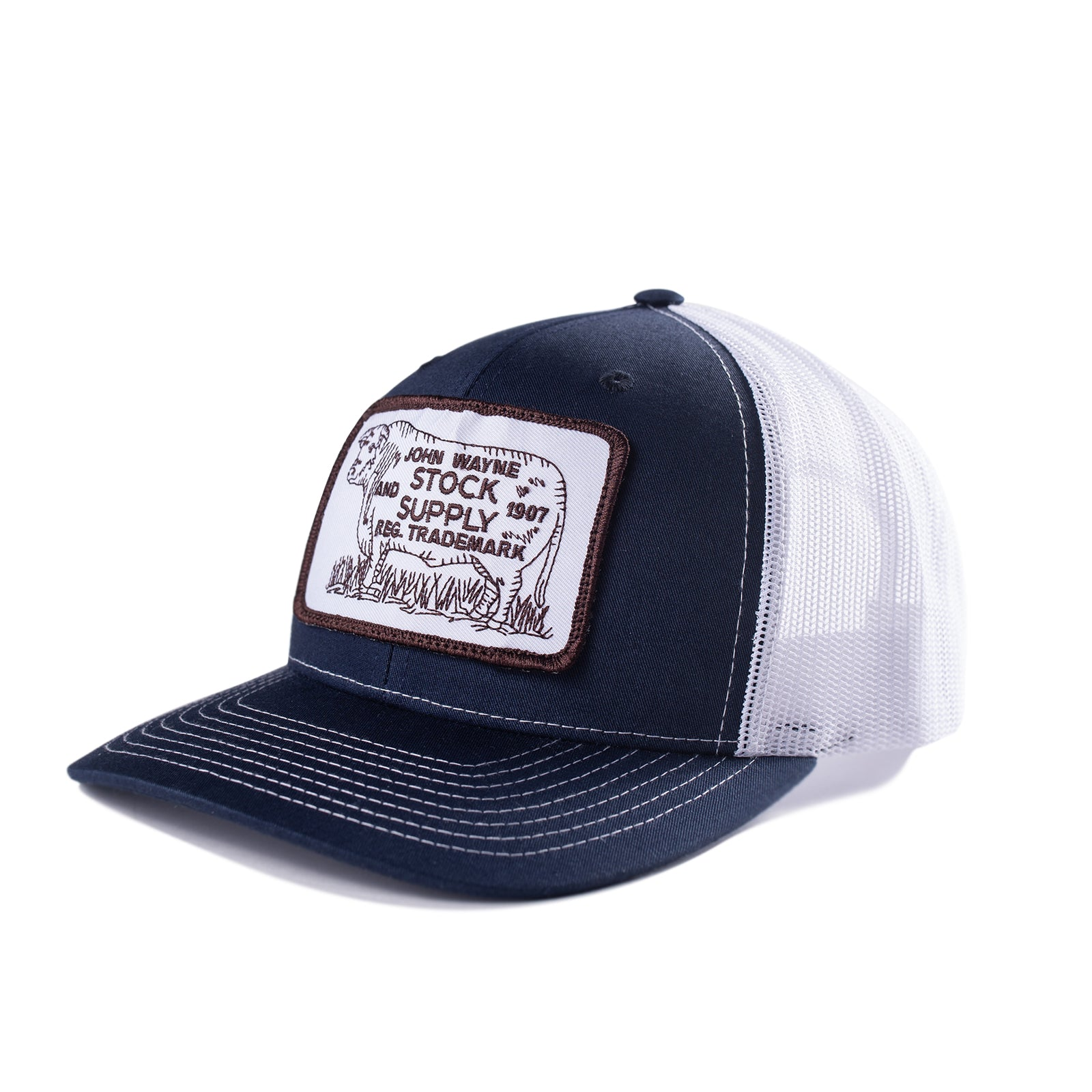 Cattle Hat- Navy