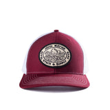 Copy of Stock & Supply Hat- Maroon