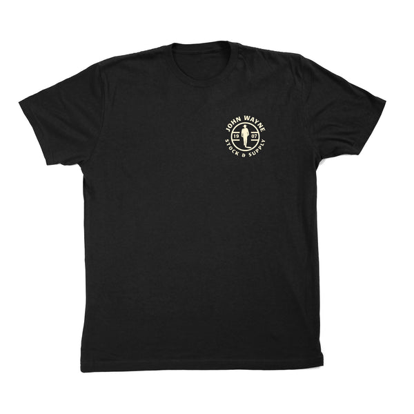 Bad Habit Tee- Black
