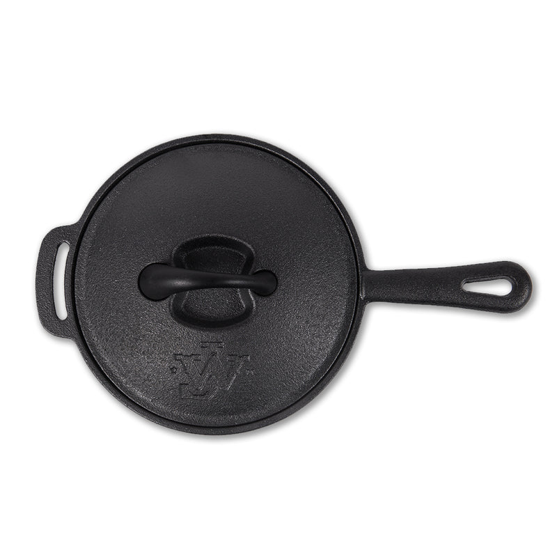 JW Cast Iron Sauce Pot